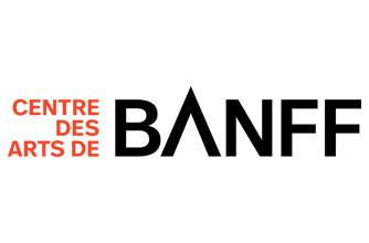 Banff Centre for Arts and Creativity French colour logo