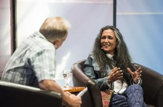 Deepa Mehta in conversation with Ian Brown