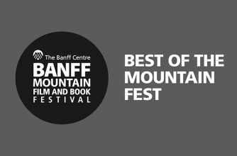 Best of The Banff Mountain Fest logo