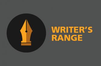 Writer's Range podcast logo