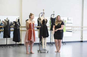 Dance programs at Banff Centre