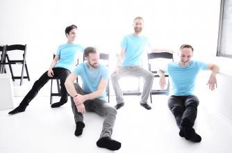 Jack Quartet Photo by Shervin Lainez
