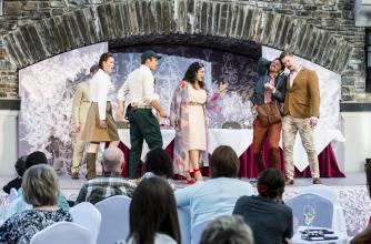 Banff Summer Arts Festival opera performance