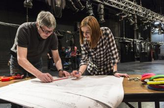 Theatre practicum programs at Banff Centre