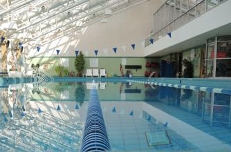 Sally Borden Fitness and Recreation Aquatics Centre