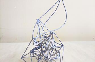 Sculpture by Benoit Savard