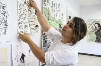 Visual Arts programs at Banff Centre