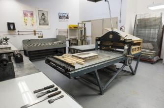 Griffin Lithography Press