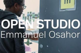 Open Studio - Emmanuel Osahor