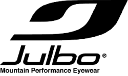 Logo for Julbo Performance Eyewear.