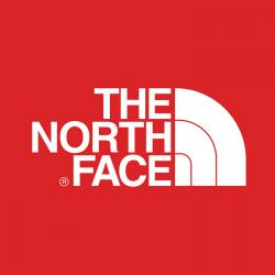 Logo for The North Face