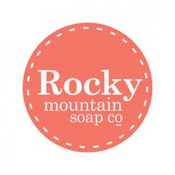 Logo for Rocky Mountain Soap Co
