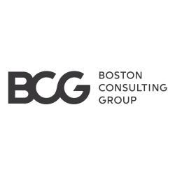 Boston Consulting Group Greyscale Logo