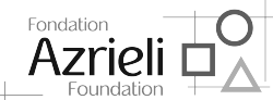 Logo for the Azrieli Foundation