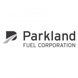 Parkland Fuel greyscale logo