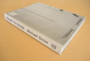 Cover of Michael Snow's Cover to Cover