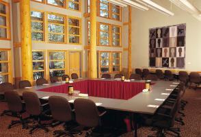 PDC 103, Professional Development Centre, The Banff Centre, Alberta, Canada