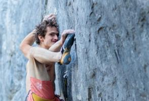 Image from the film REEL ROCK 13: Age of Ondra