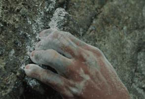 Image from the film Climb Your Dreams
