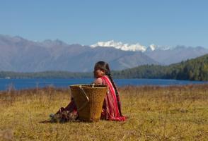 From the film DURGA Forging a New Trail, photo by Kopal Goyal