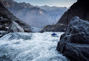 Image from the film Inside the Indus - A Pakistani Odyssey