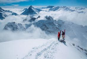 Image from the film SKI PHOTOGRAPHER