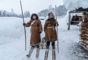 Image from the film Altay Wild Snow