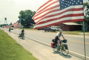 Image from the film The Bikes of Wrath