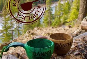 Kupilka Eco-Mug, Banff Centre Mountain Film and Book Festival