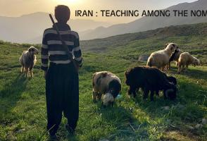 Iran, Teaching Among the Nomads
