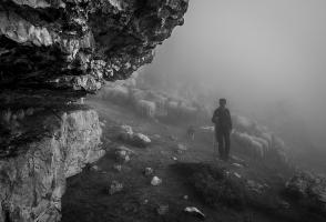 2020 Banff Mountain Photo Essay Competition Special Jury Mention, The Last Shepherd, Mauro Cironi