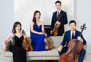 Image courtesy of Rolston String Quartet