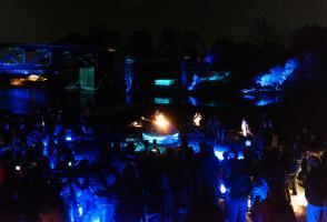 Illuminations campfire