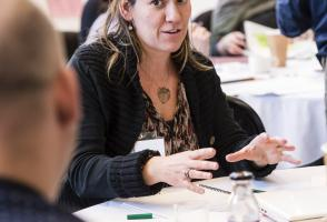 Workshop participants identify opportunity for future program attendees.