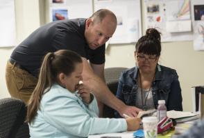 Leadership programming at Banff Centre