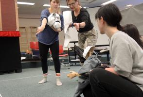 Participants plan their next moves