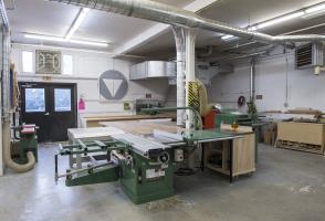 Sculpture Facilities in Visual + Digital Arts