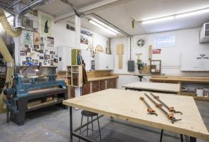 Sculpture Facilities in Visual + Digital Arts