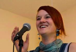 Genevieve Carver performing