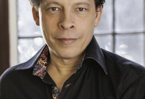 Canadian author Lawrence Hill