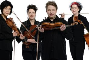 Quatuor Bozzini, Banff Centre Summer Music EQ: Evolution of the String Quartet faculty