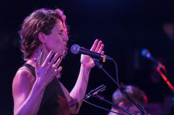 Music, Banff Centre, Singer Songwriter, Club, 2018, Joanna Wallfisch
