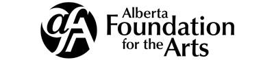 Logo of Alberta Foundation for the Arts